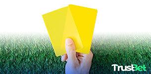 jak obstawiać żółte kartki statystyki