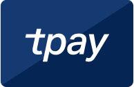 tpay logo metody płatności